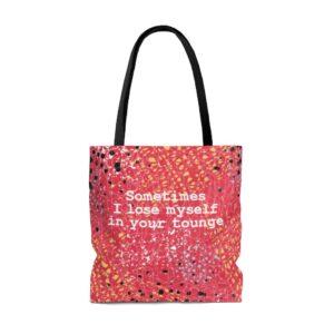 Tounge Kiss | Bag